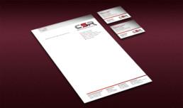 Corporate Design Geschäftspapiere für
