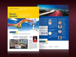 Design für Elektroma-Kundennewsletter