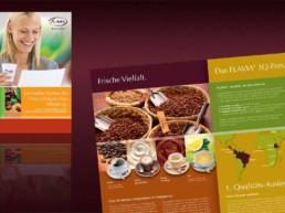 Imagebroschüre für Flavia