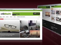 Newsportal-Neue-Woche-Webdesign