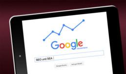 Suchmaschinenoptimierung (SEO) und Suchmaschinenwerbung (SEA) Hameln