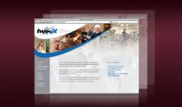 Webdesign für das Fitness- & Wellnesszentrum